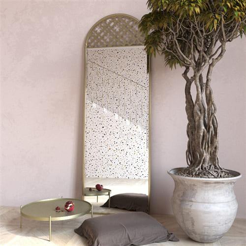 Напольное зеркало Marokko Art. 7070