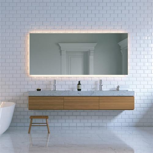 Зеркало с подсветкой амбилайт Fantom  Art. ML9090