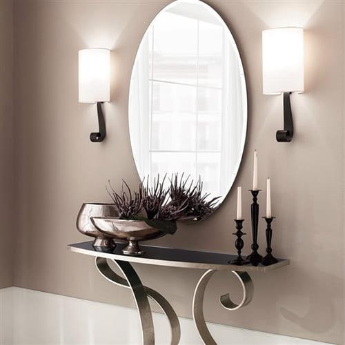 Овальное зеркало Argentina Art. SM247