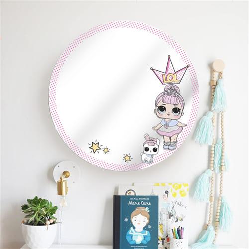 Зеркало в детскую LOL Art. CR4005