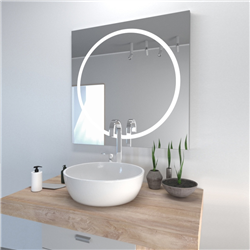 Зеркало с подсветкой Tina Light